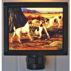 Jack Russell Picture Nightlight #1