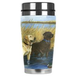 Lab travel mug