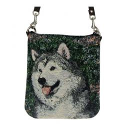 Malamute pocket purse bpa