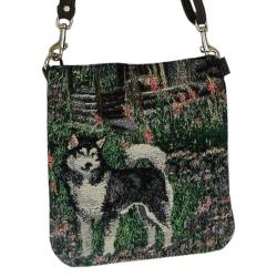 Malamute pocket purse bpb