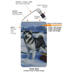Alaskan Mal 3 power bank