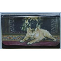 English Mastiff Picture Wallet #1