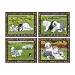OES placemat set