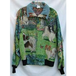 Papillon Baseball Jacket 3B
