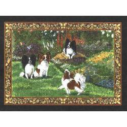 Papillon Tapestry Placemat Set of Four