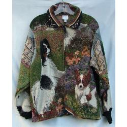 Papillon Short Coat 2A