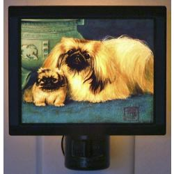 Pekingese Picture Nightlight #1
