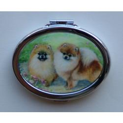Pom compact mirror 1