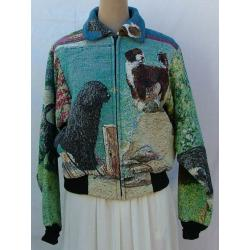 Portuguese Water Dog Baseball Jacket 1A