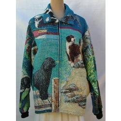 Portuguese Water Dog Short Coat 1A