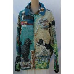 Portuguese Water Dog Short Coat 1B