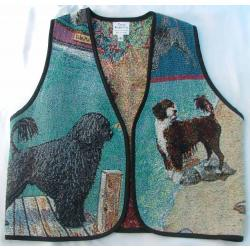 Portuguese Water Dog Vest All-Around Style 1A