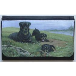 Rottweiler Picture Wallet #3