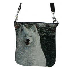 Samoyed BPA pocket bag