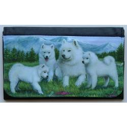 Samoyed Picture Wallet #3