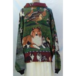 Sheltie Short Coat 1B
