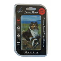 Sheltie power bank package