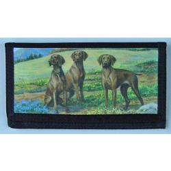 Vizsla Checkbook Cover #4