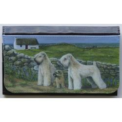 Wheaten Terrier Picture Wallet #3