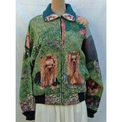Yorkie Baseball Jacket 1A